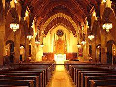 Boston College St. Ignatius Church