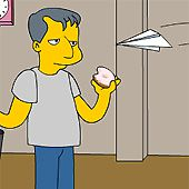 Make your own character from ''The Simpson'' cartoon universe with this time-killing online toy.