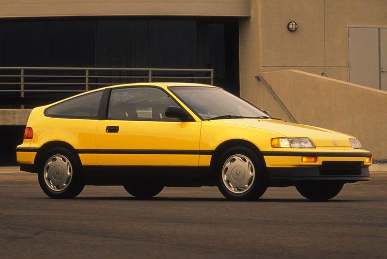 1995 civic ex 0-60