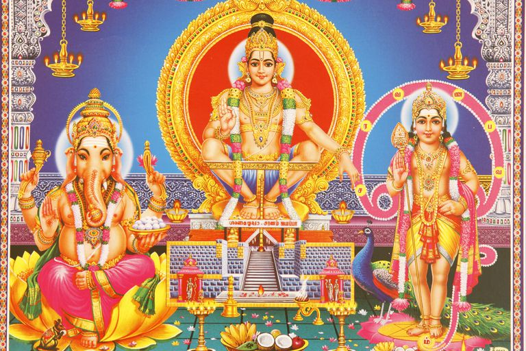 All The Names Of Cars >> The Legend of the Hindu God Ayyappa or Manikandan
