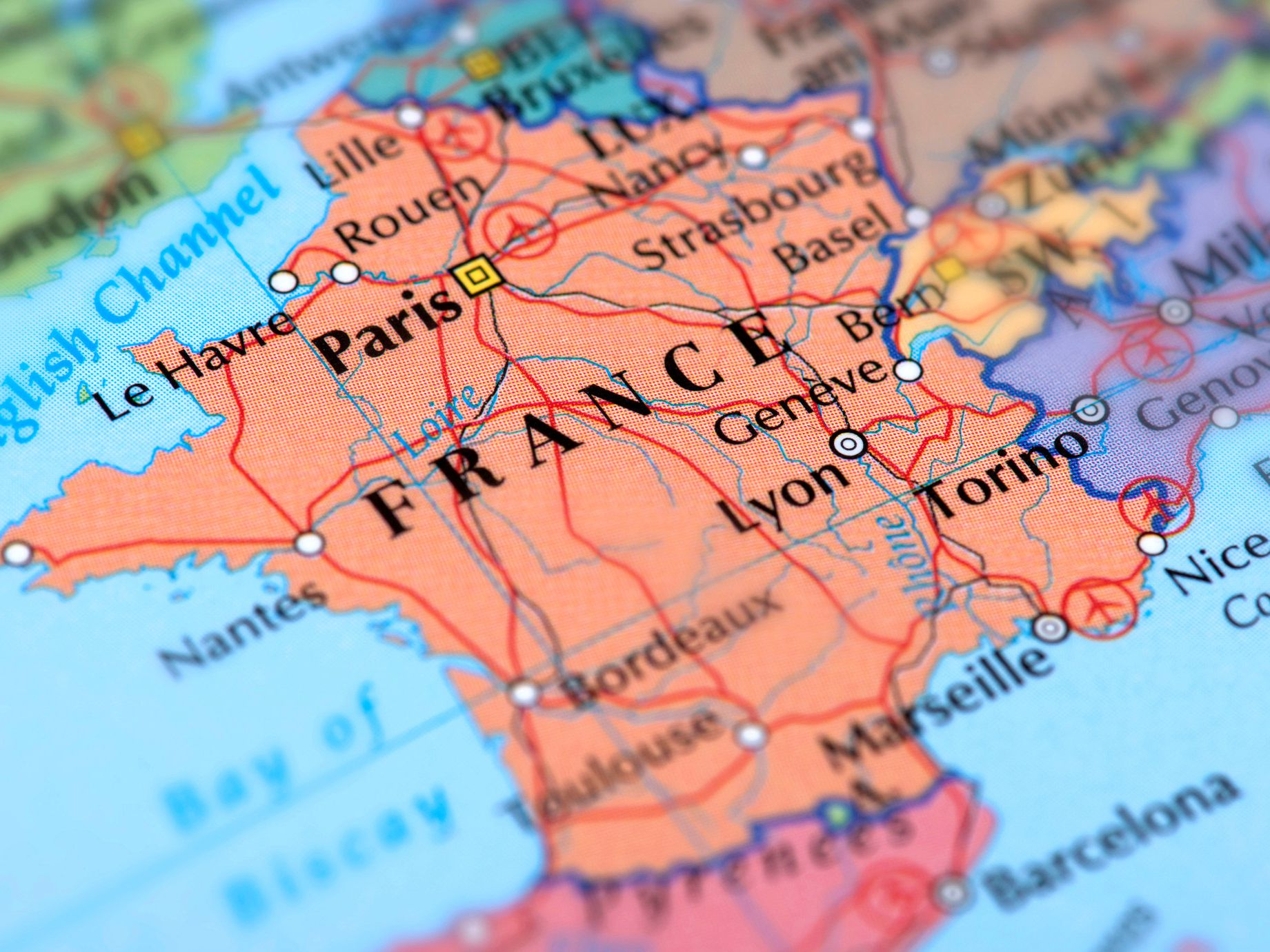 Picture of: Geography And Information About France