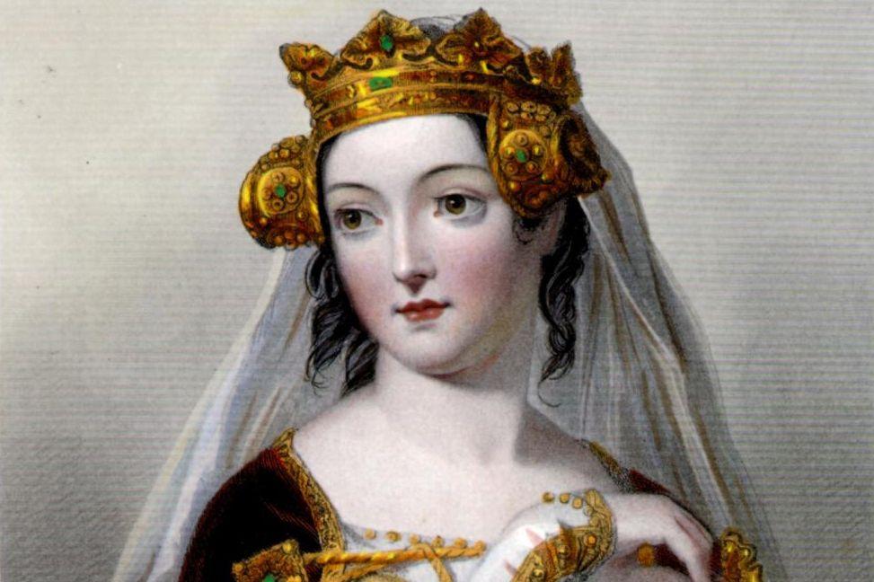 Philippa of Hainault, Queen Consort of Edward III of England