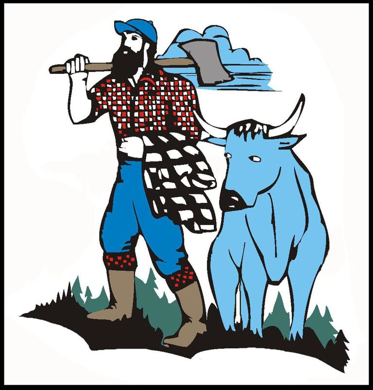Paul Bunyan Wordsearch, Crossword Puzzle and More