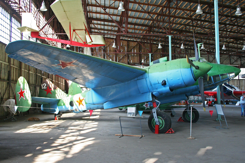 Restored Tupolev Tu-2