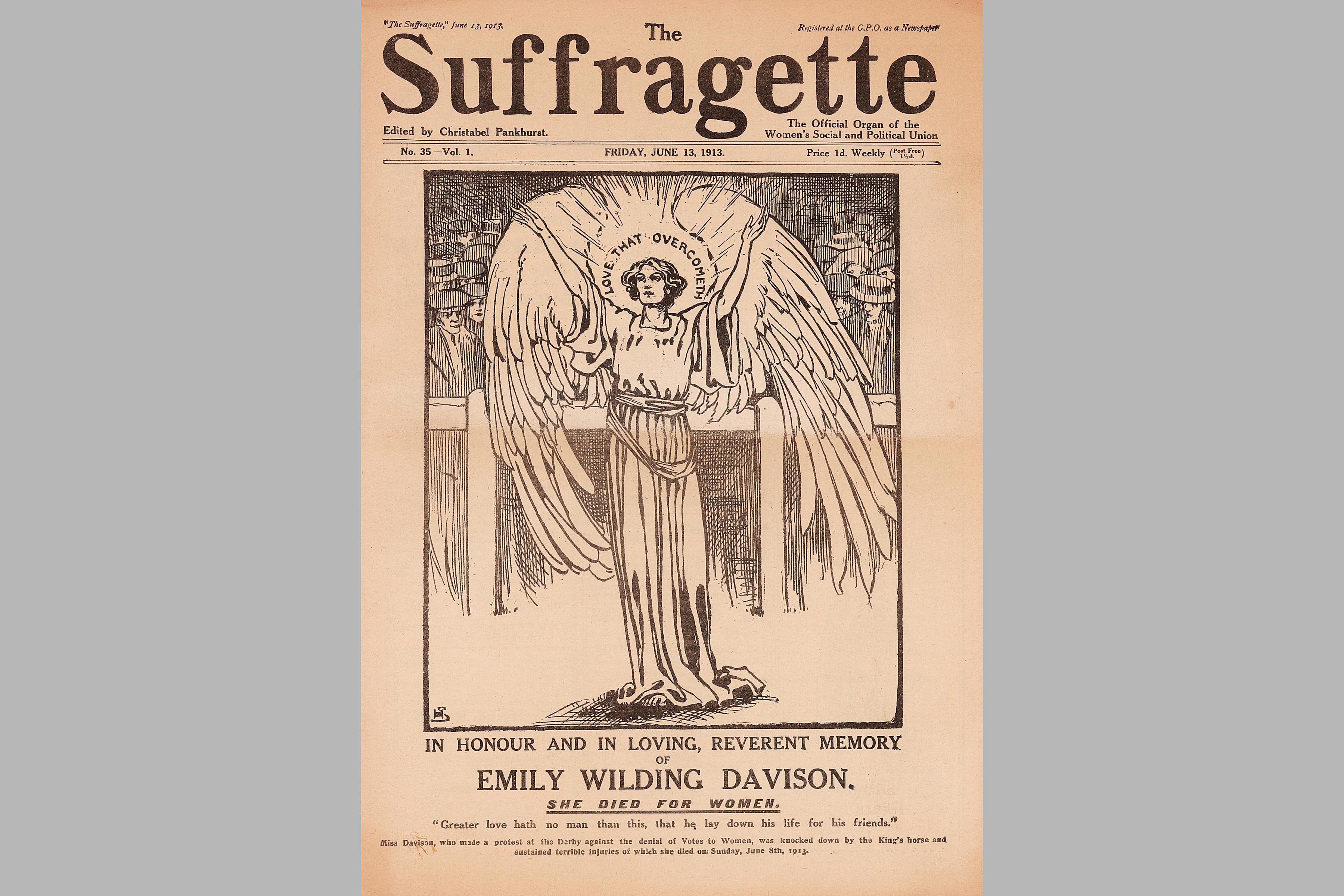 Women's Suffrage Biographies: Key Activists