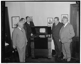 History of televsion