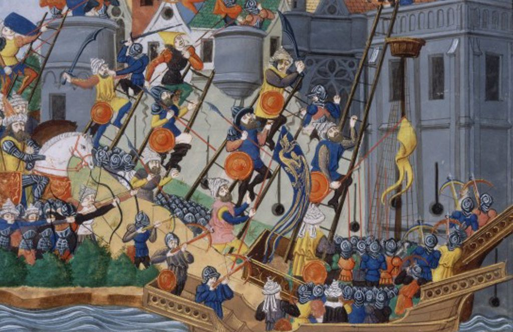 Ottoman Wars: Fall of Constantinople