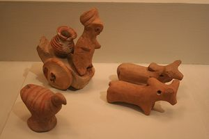 The Harappan Civilization flourished c. 3000-1500 BCE.