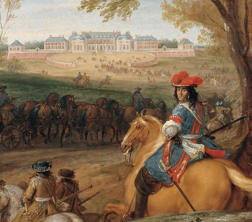 King Louis XIV, Versailles