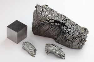 These are various forms of elemental thulium