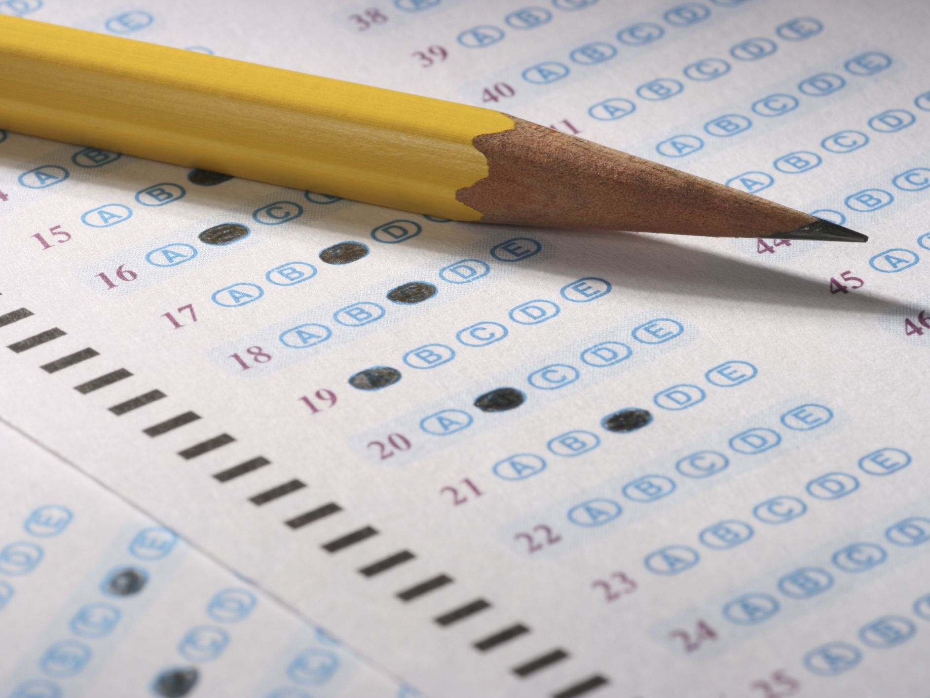 Types of Private School Admissions Tests
