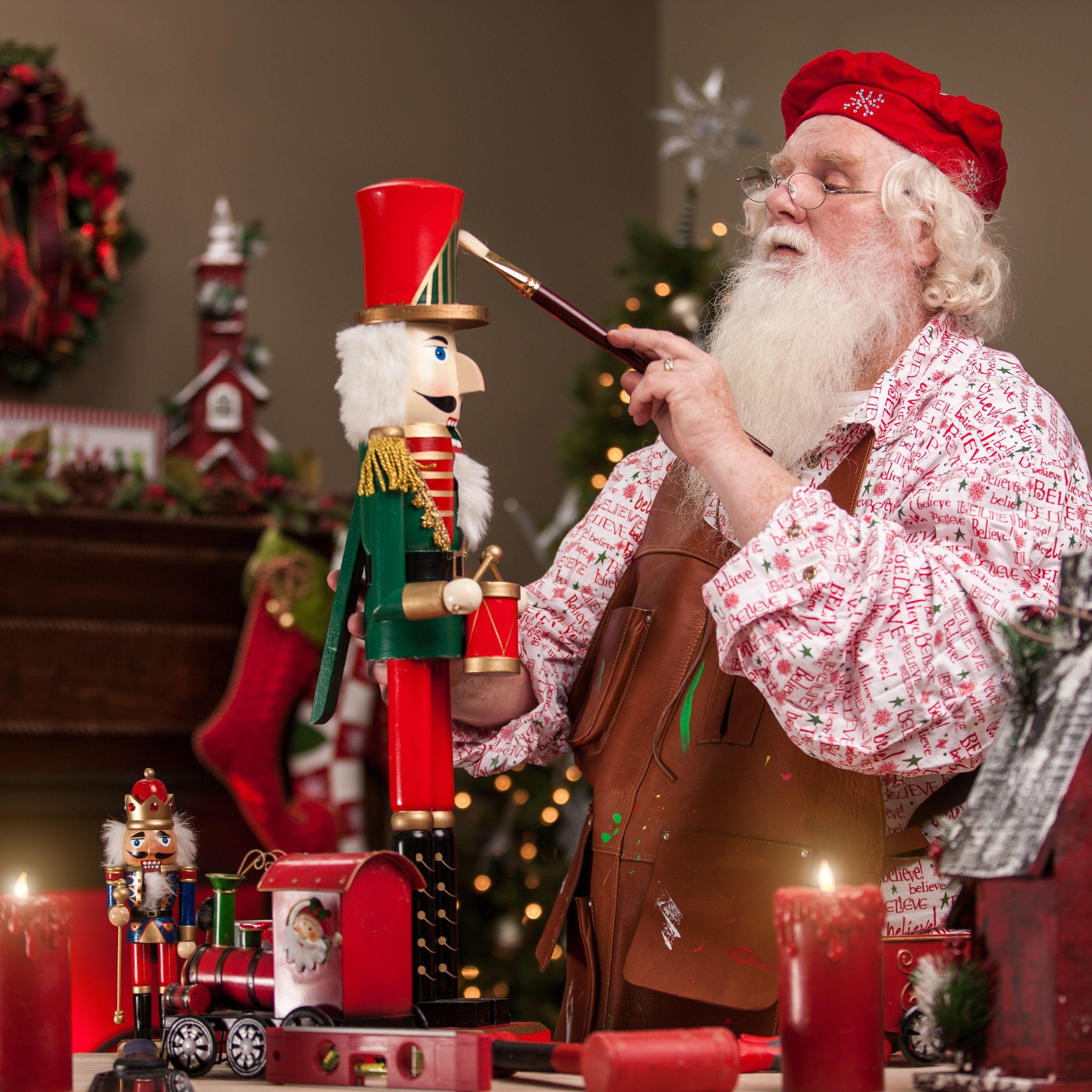 Evil Christmas Characters.The Many German Saint Nicks