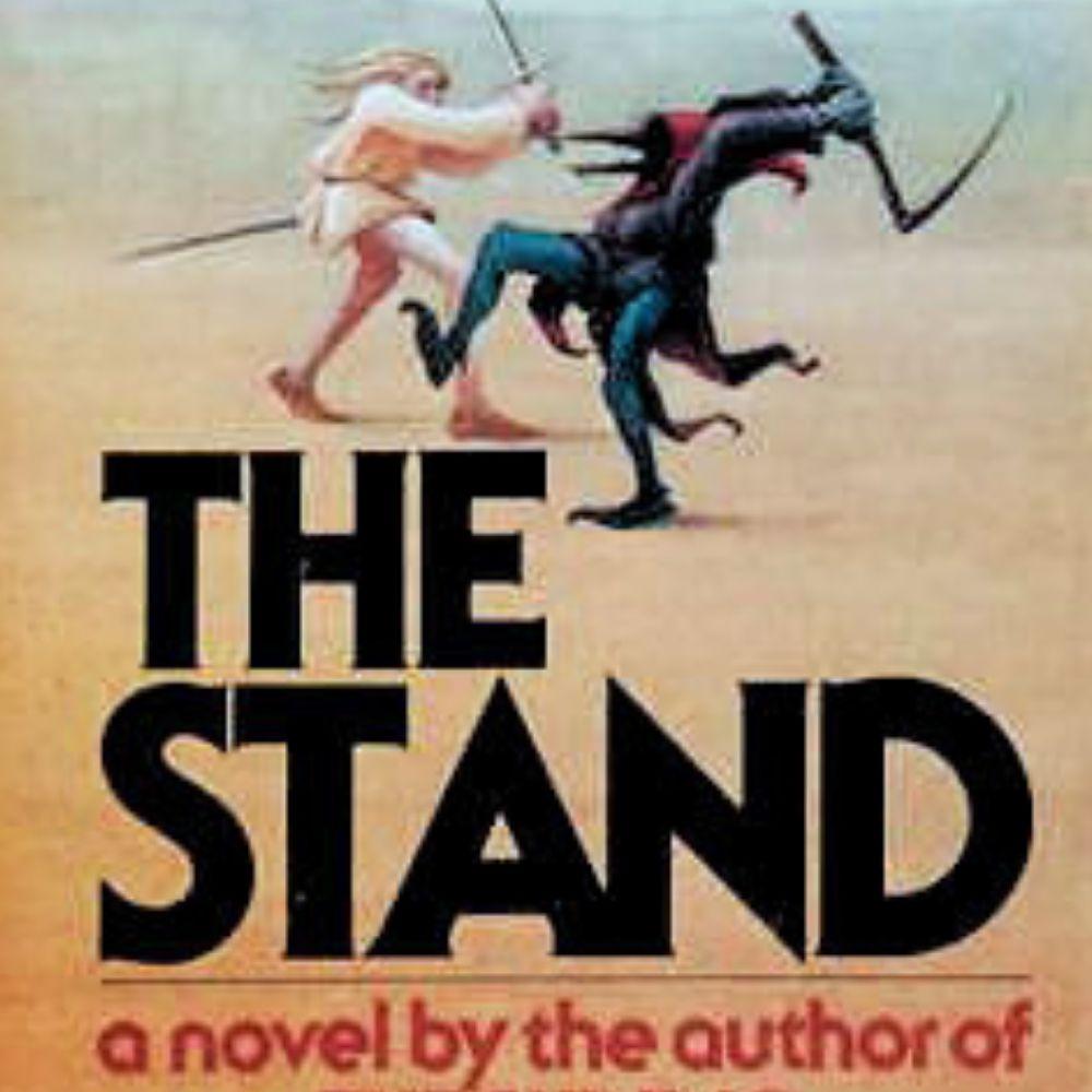The Stand Original Cover
