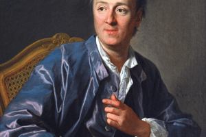 Denis Diderot, Editor of the Encyclopédie