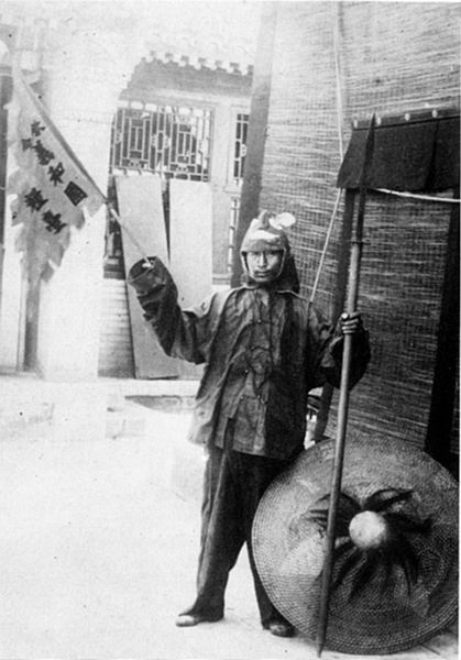 The Boxers killed some 20,000 missionaries and Chinese Christians before they were defeated