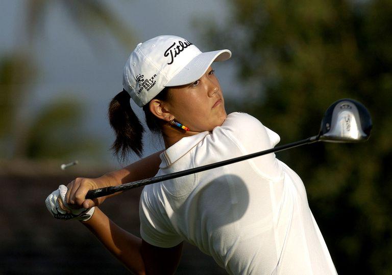 Michelle Wie, golfer