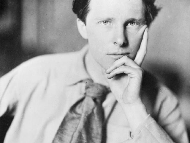 Biography Of Rupert Brooke Poet Soldier