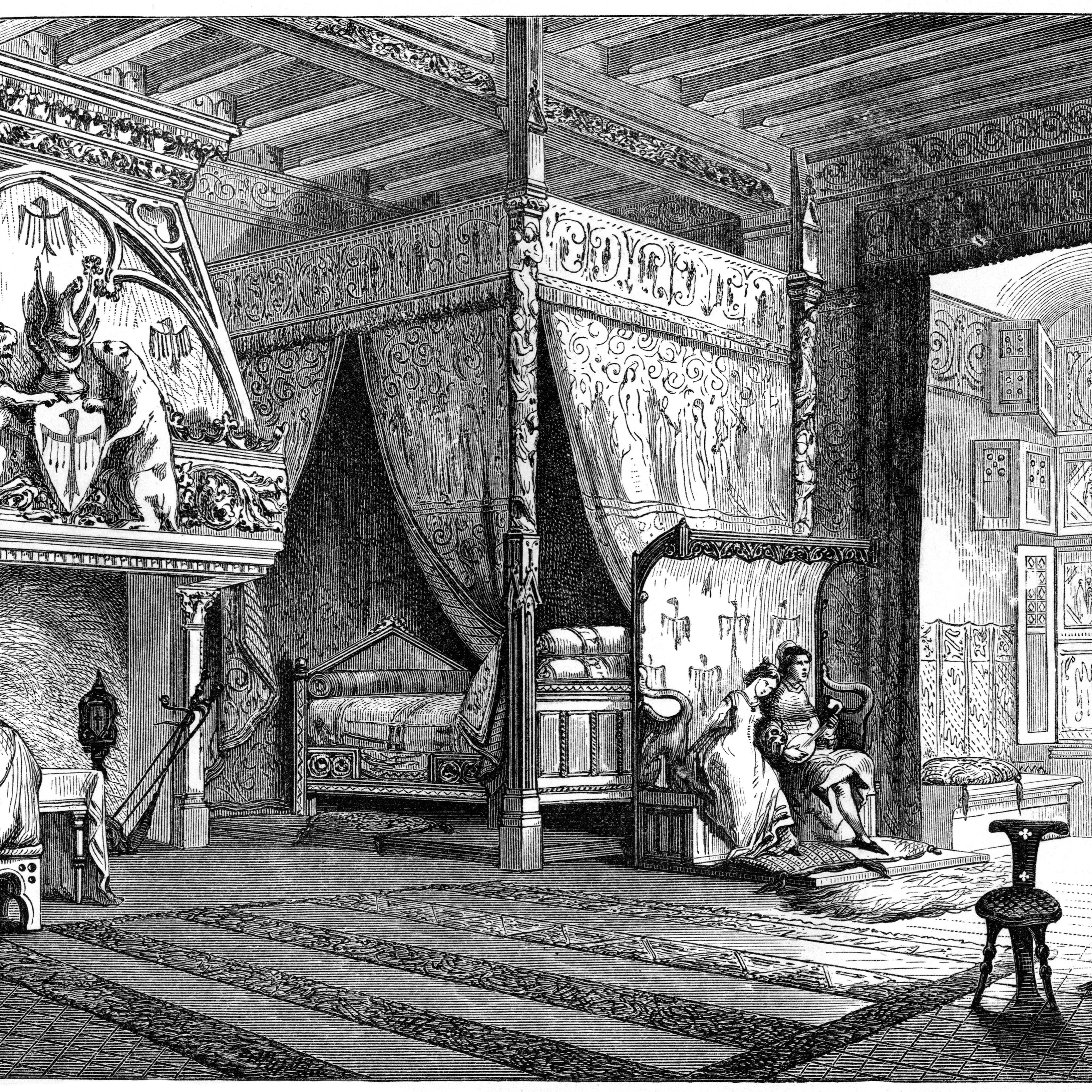 History Of Canopy Beds