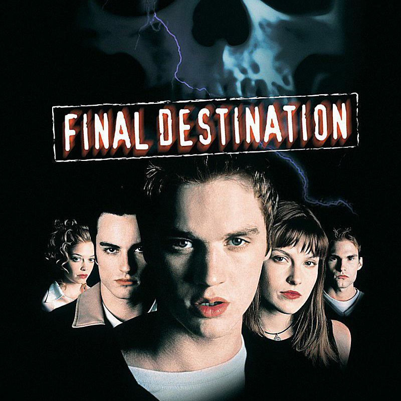 the final destination movie series