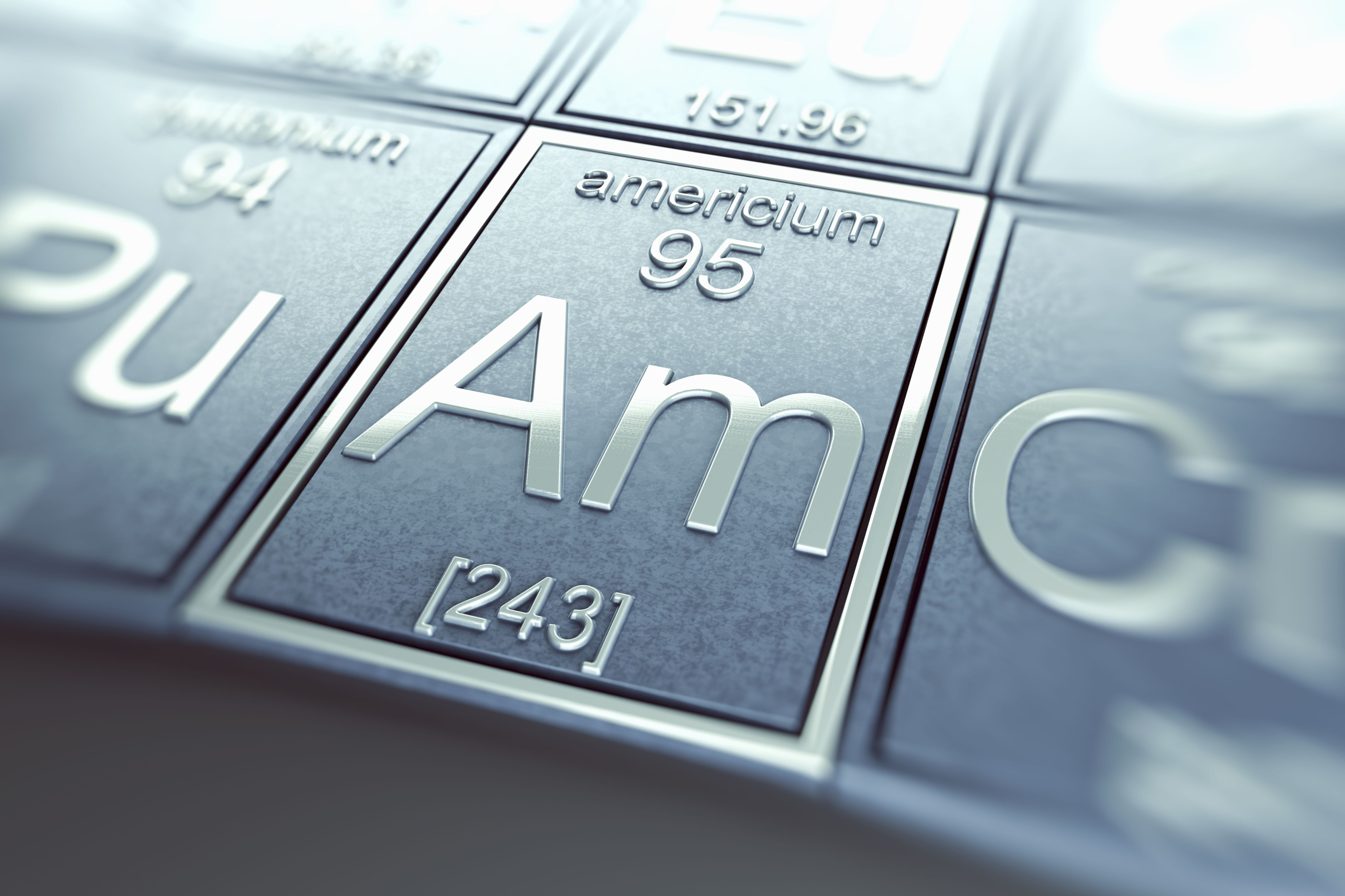 Americium facts for kids