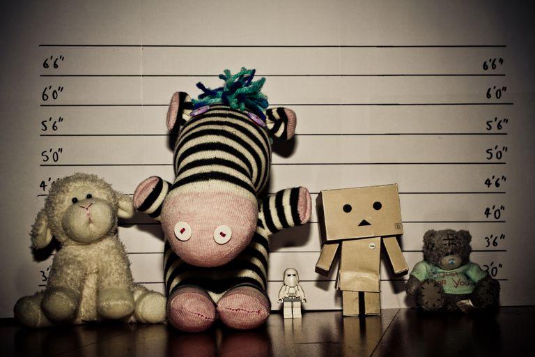 Irregular toys