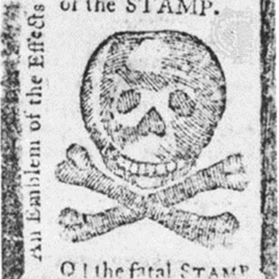 how did the stamp act lead to the american revolution