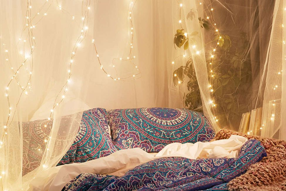No Fairy Lights String Urban Outer Pretty Much Every Dorm Room