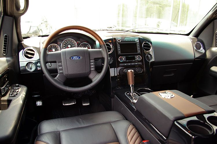 2008 Ford F 150 Harley Davidson Truck Pictures Of The