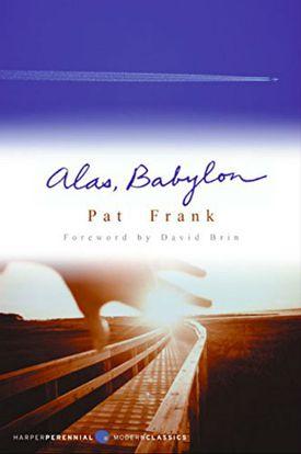 Alas Babylon Cover