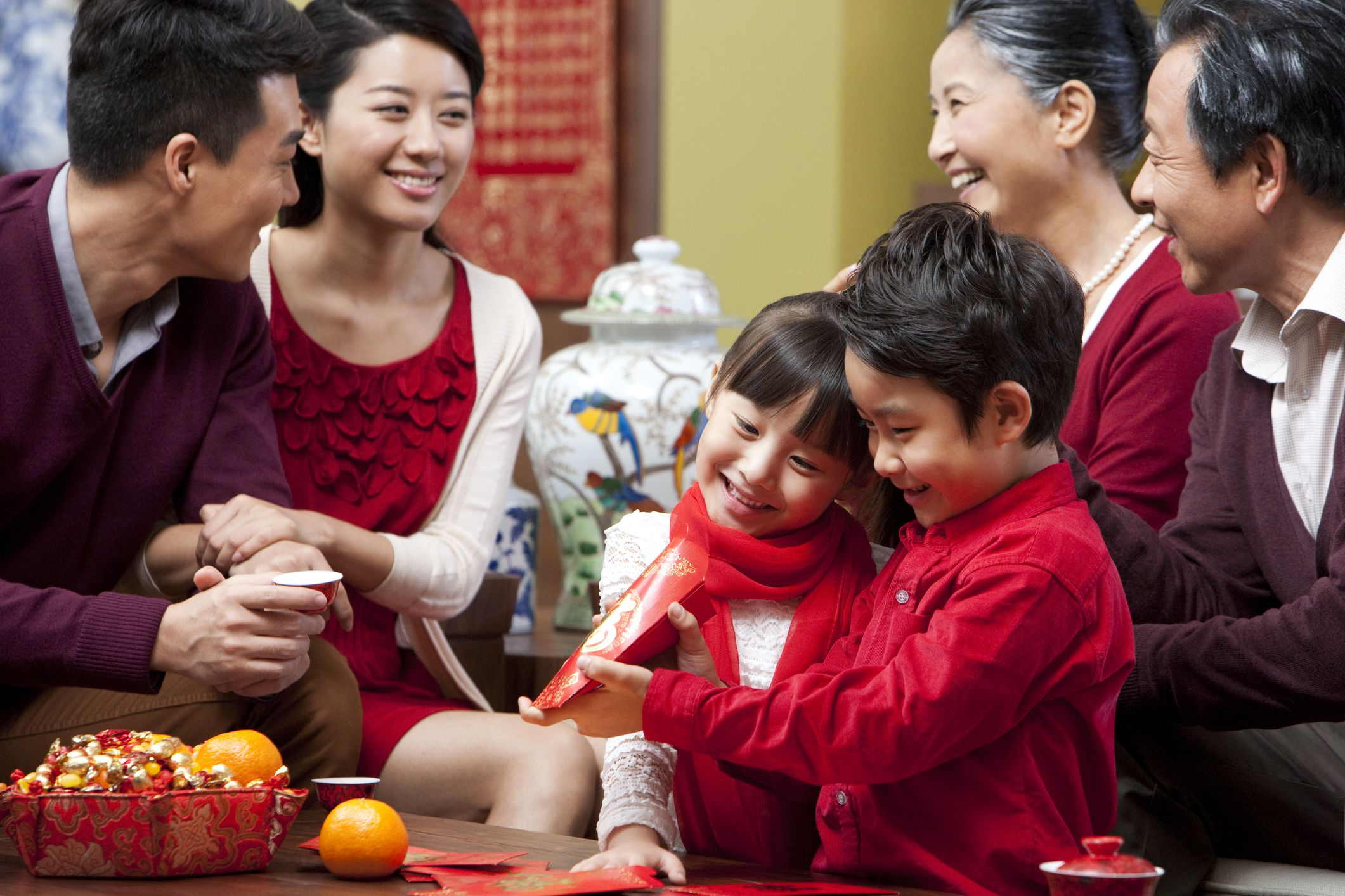 Happy Chinese New Year Stock Photo - Image: 63810813