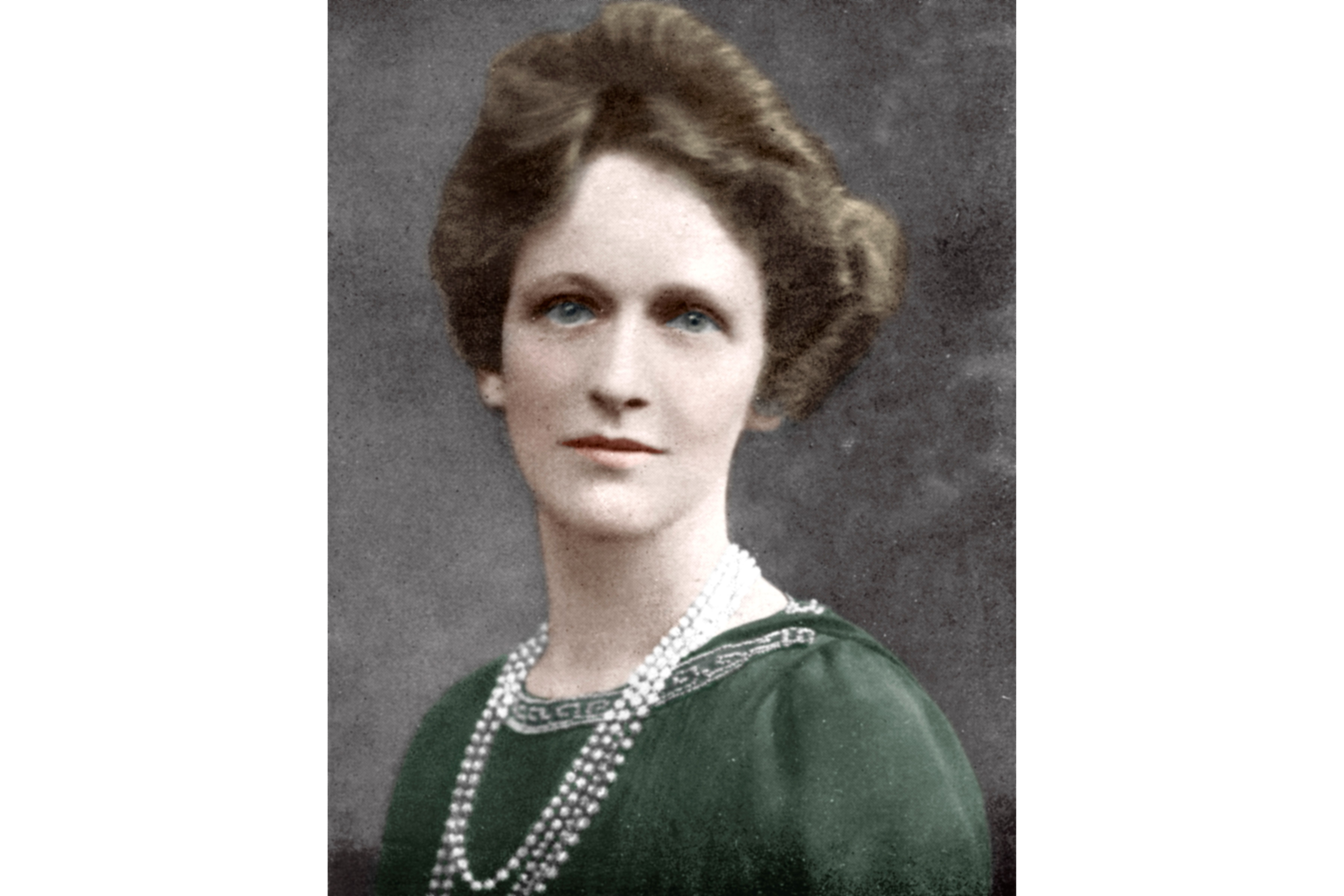 Portrait of Nancy Astor, about 1926