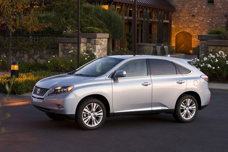 Top 10 Fuel Efficient SUVs