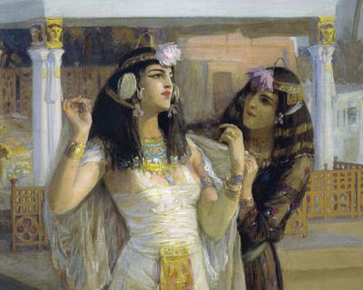Weighing the Evidence: Was Cleopatra Black?