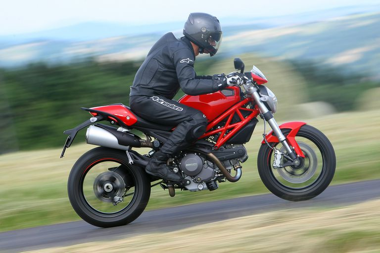 2011 Ducati Monster 796 ABS Motorcycle- Review