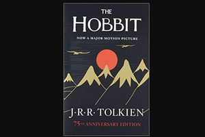 Book cover of The Hobbit