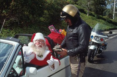 twas a police officers night before christmas - Twas The Night Before Christmas Poem Funny