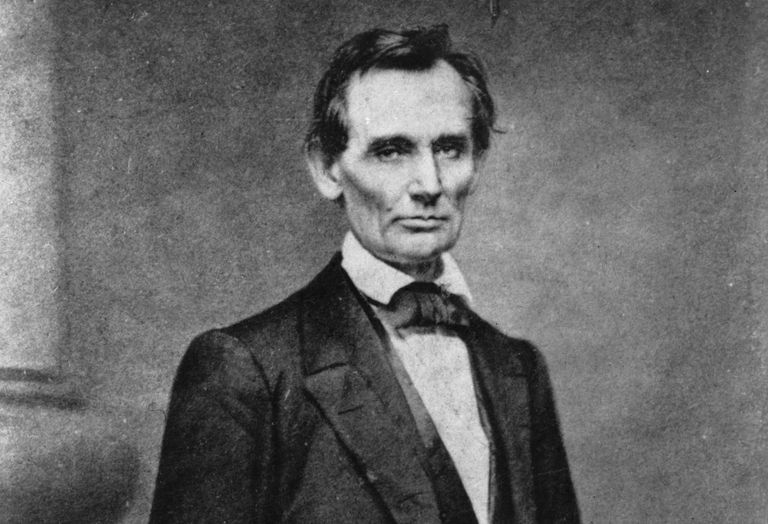 Cooper Union portrait of Abraham Lincoln by Mathew Brady