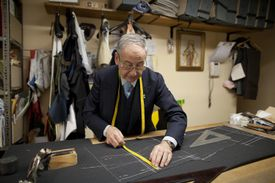A tailor.