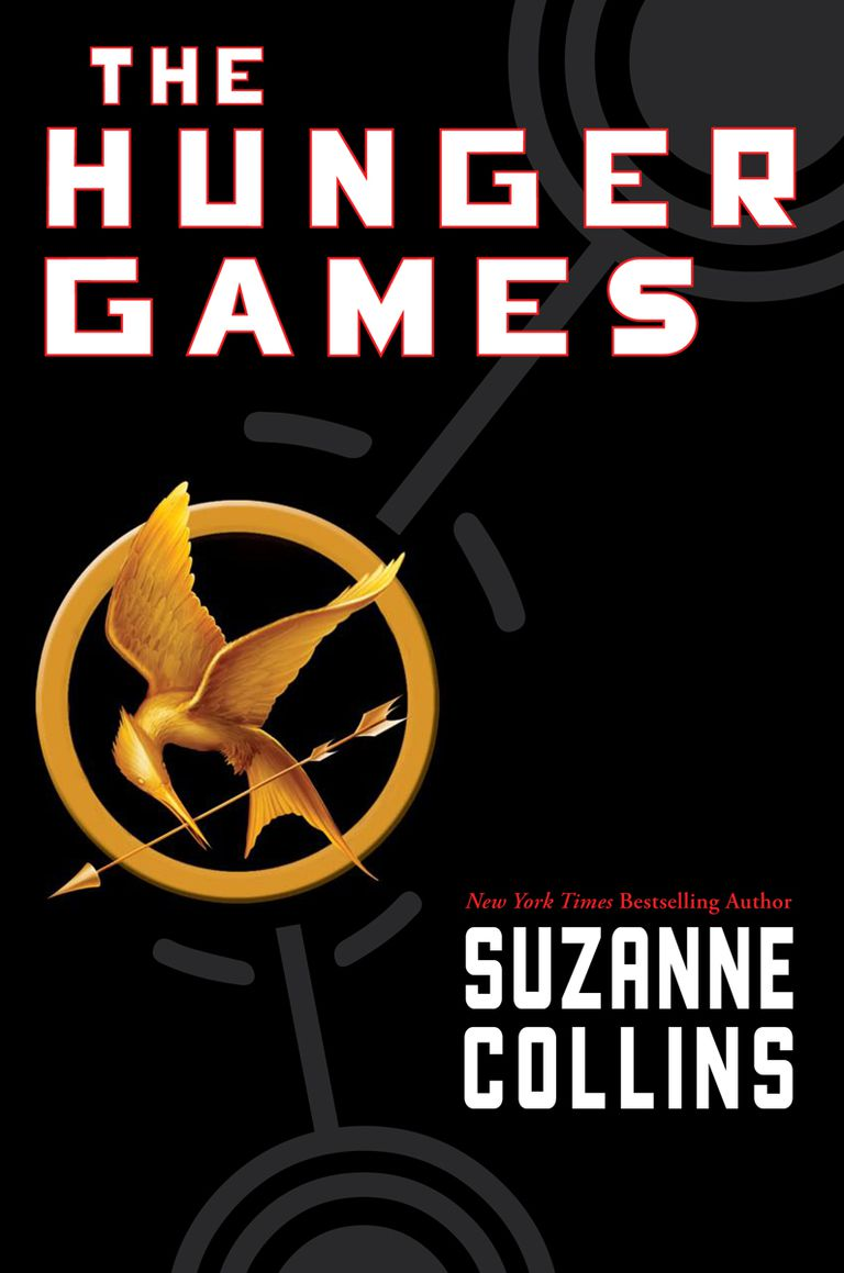 The Hunger Games by Suzanne Collins - book cover