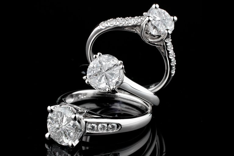 The Chemical Composition of White Gold