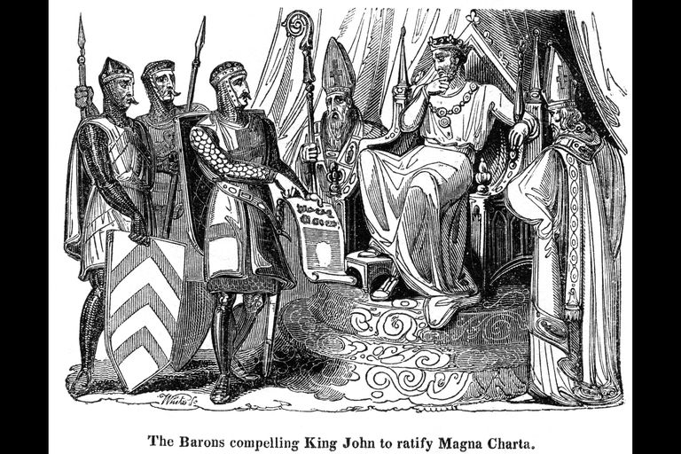 Eleanor of Aquitaine's Descendants Through King John