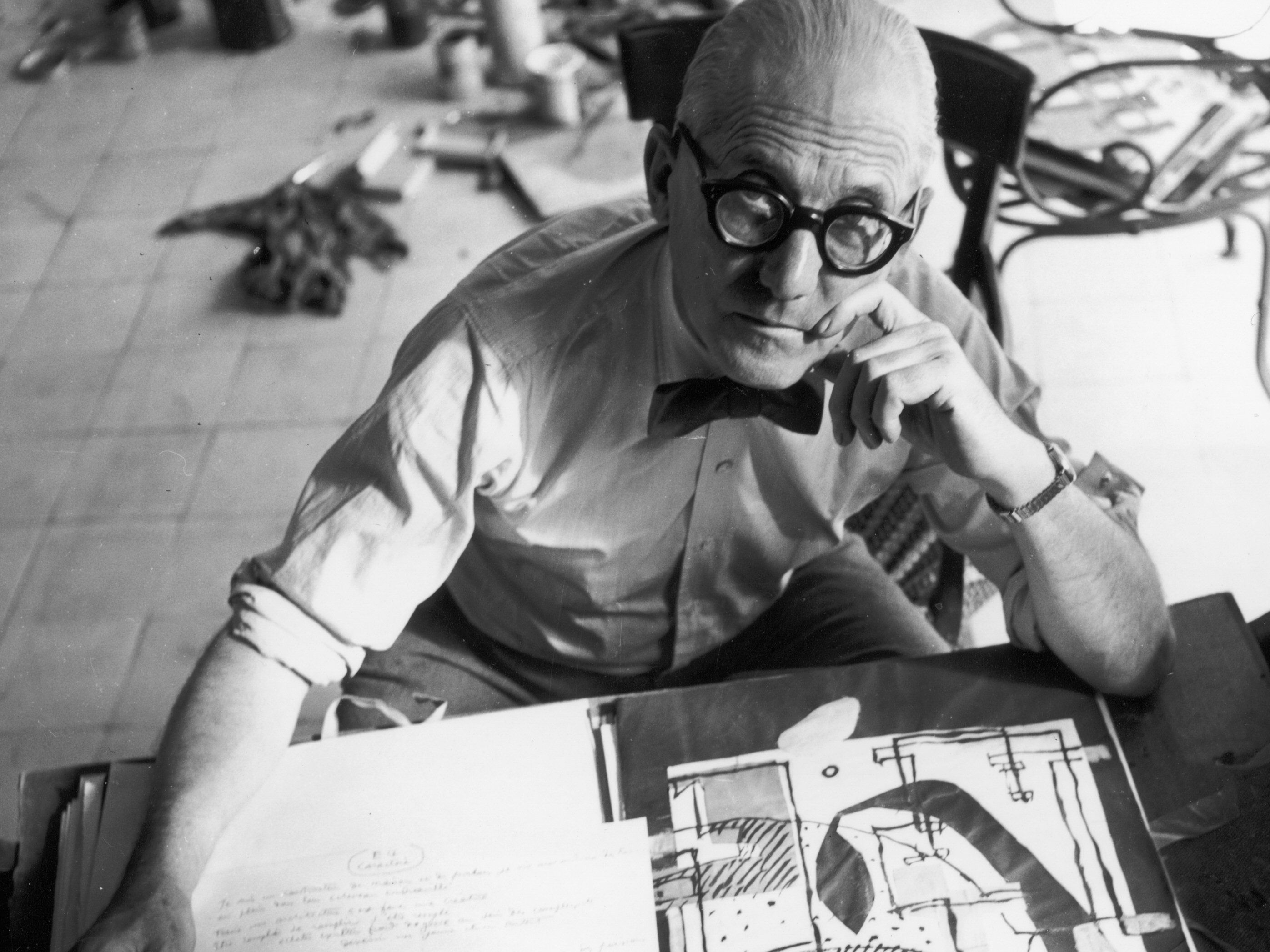 Le Corbusier Les 5 Points who is the most influential swiss architect?