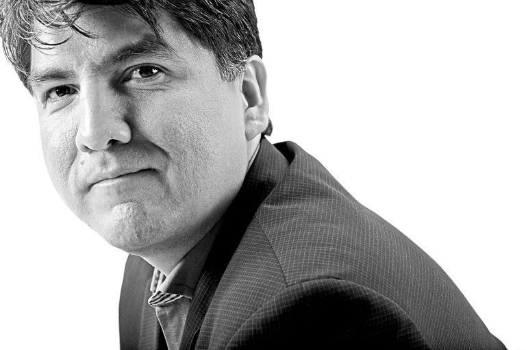 Author Sherman Alexie