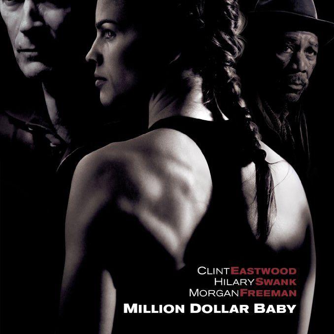 Ending of million dollar baby movie