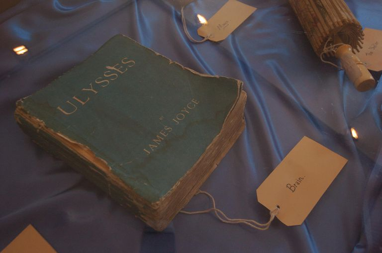 An early edition of Ulysses