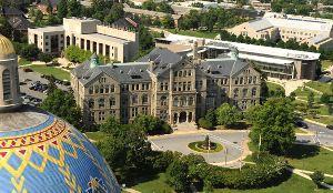 Catholic University McMahon Hall