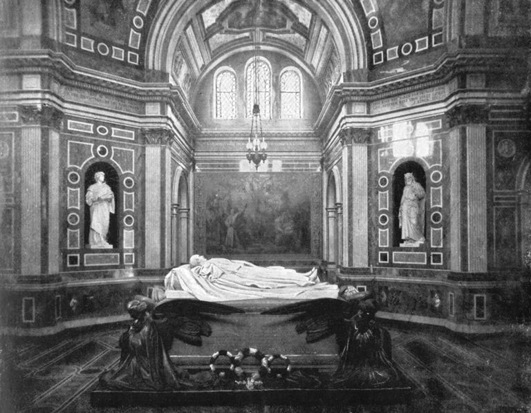 The Mausoleum Where Queen Victoria Was Buried