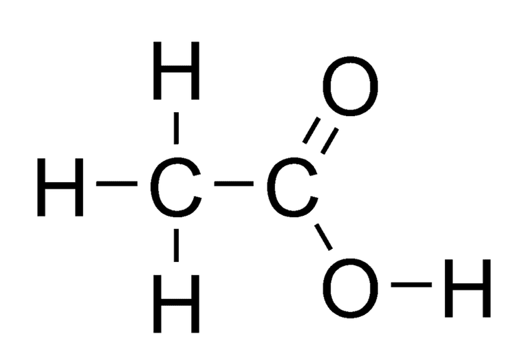 Acetic acid is the primary acid in vinegar.