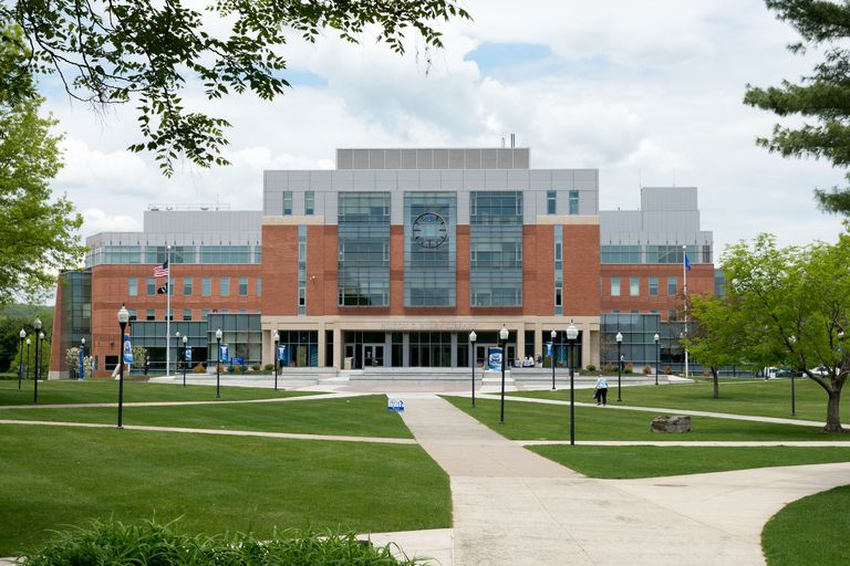 Buley Library, SCSU