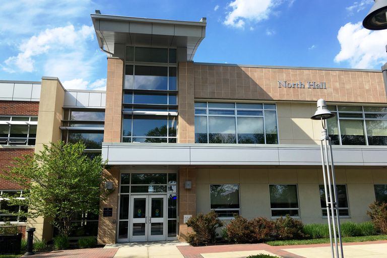 North Hall at Rider University